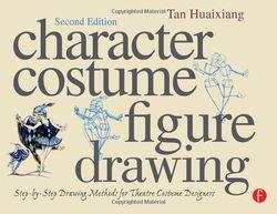 طراحی فیگور لباس کاراکتر؛ روشهای طراحی گام به گام برای طراحان صحنه و لباس تئاتر