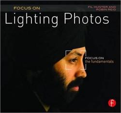 تمرکز بر نورپردازی عکسها