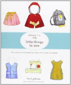 خیاطی لباسهای کوچک Oliver + S
