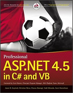 ASP.NET 4.5 در #C و VB برای حرفه‌ای‌ها