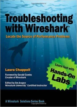 عیب‌یابی توسط Wireshark