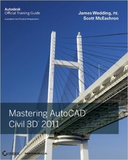تسلط بر AutoCAD Civil 3D 2011