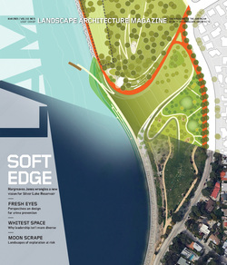 مجله Landscape Architecture Magazine USA؛ می 2021