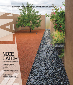 مجله Landscape Architecture Magazine USA؛ نوامبر 2019