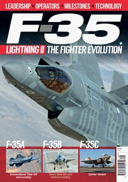 مجله AirForces Monthly؛ آگوست 2018