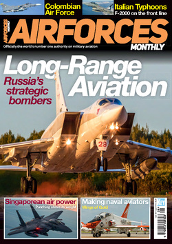 مجله AirForces Monthly؛ آگوست 2020