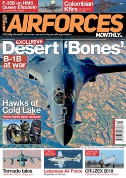 مجله AirForces Monthly؛ فوریه 2019