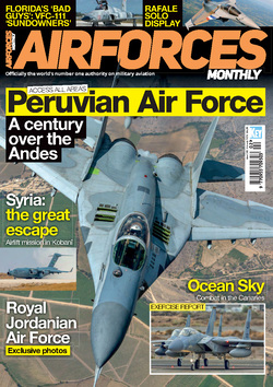 مجله AirForces Monthly؛ فوریه 2020