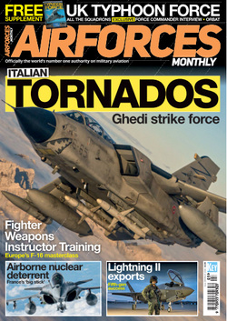 مجله AirForces Monthly؛ مارس 2020