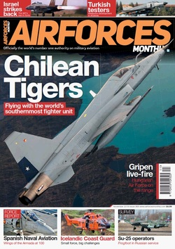 مجله AirForces Monthly؛ نوامبر 2018