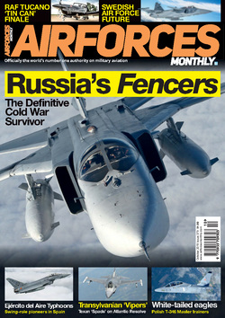 مجله AirForces Monthly؛ اکتبر 2019