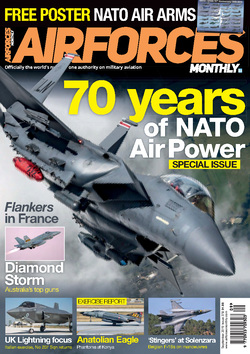 مجله AirForces Monthly؛ سپتامبر 2019