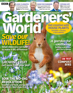 مجله BBC Gardeners World؛ فوریه 2021