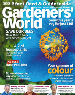 مجله BBC Gardeners World؛ می 2020