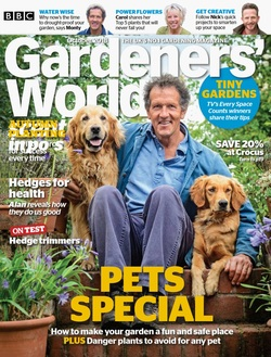 مجله BBC Gardeners World؛ اکتبر 2018