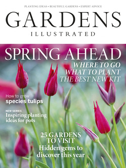مجله Gardens Illustrated؛ مارس 2019