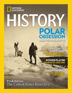 مجله National Geographic History؛ ژانویه 2020