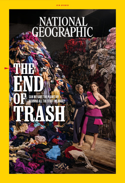 مجله National Geographic USA؛ مارس 2020