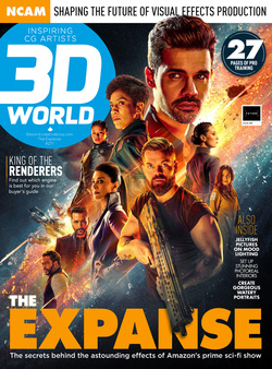مجله 3D World UK؛ آپریل 2021