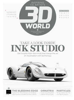 مجله 3D World UK؛ جولای 2020