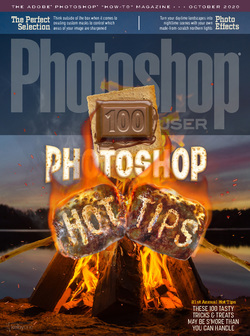 مجله Photoshop User؛ اکتبر 2020