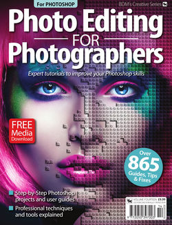 مجله Photoshop for Photographers؛ اکتبر 2019