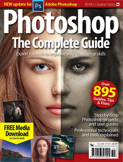 مجله The Complete Photoshop Manual؛ آگوست 2019