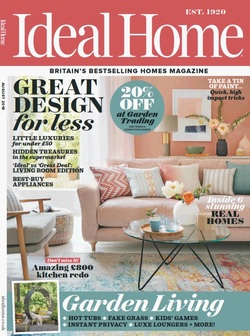 مجله Ideal Home UK؛ آگوست 2018