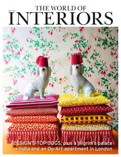 مجله The World of Interiors؛ می 2021