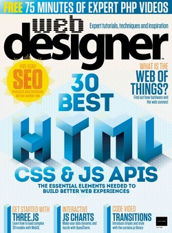 مجله Web Designer UK؛ نوامبر 2018