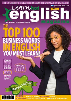 مجله Learn Hot English؛ مارس 2021