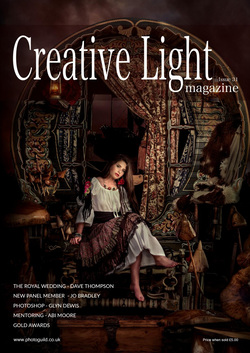 مجله Creative Light؛ شماره 31، 2019