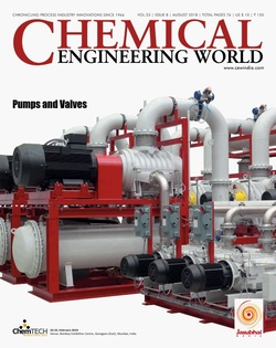 مجله Chemical Engineering World؛ آگوست 2018