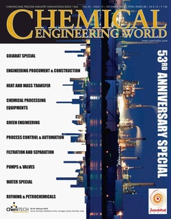 مجله Chemical Engineering World؛ دسامبر 2018