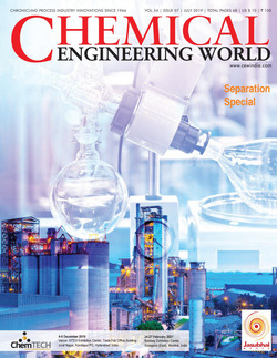 مجله Chemical Engineering World؛ جولای 2019