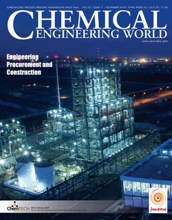 مجله Chemical Engineering World؛ نوامبر 2018