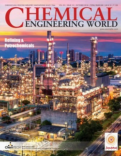 مجله Chemical Engineering World؛ اکتبر 2018
