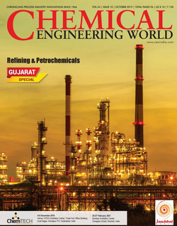 مجله Chemical Engineering World؛ اکتبر 2019