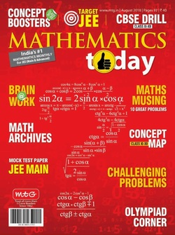 مجله Mathematics Today؛ آگوست 2018