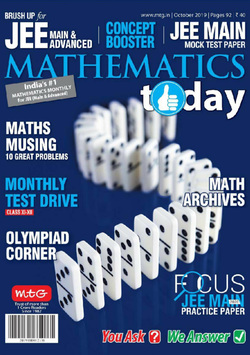 مجله Mathematics Today؛ اکتبر 2019
