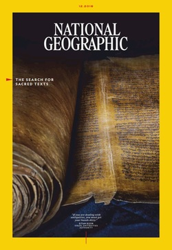 مجله National Geographic USA؛ دسامبر 2018