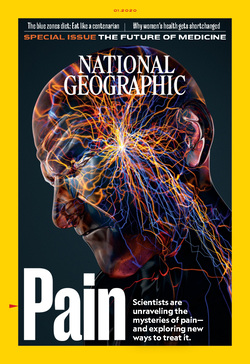 مجله National Geographic USA؛ ژانویه 2020