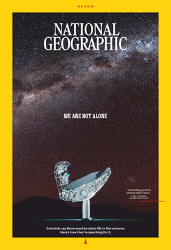 مجله National Geographic USA؛ مارس 2019