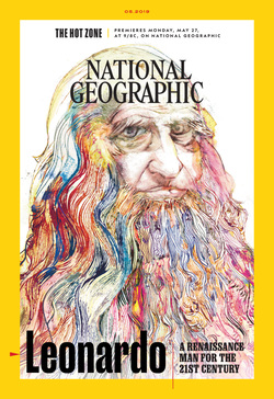مجله National Geographic USA؛ می 2019