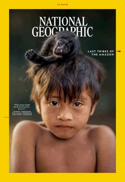 مجله National Geographic USA؛ اکتبر 2018