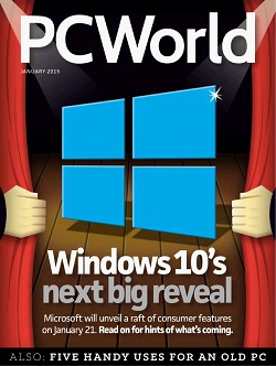 مجله PC World ژانویه 2015