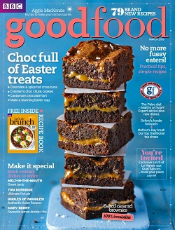 مجله BBC Good Food UK مارس 2015
